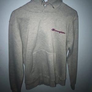 Champion hoodie size small